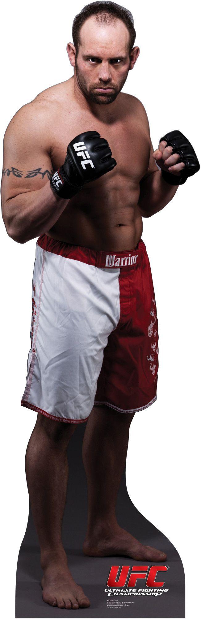 UFC Shane Carwin Cardboard Stand-Up