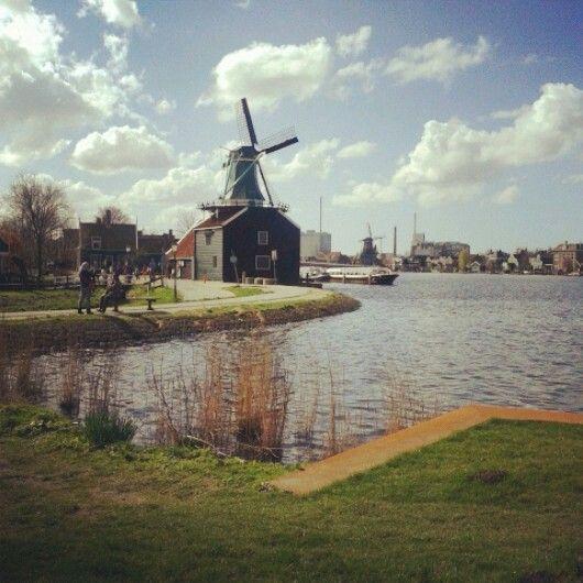 Amsterdam,mulini a vento. _plumelia_