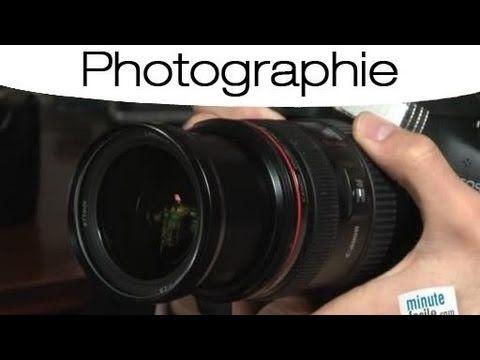 Cours photo - Fini le mode AUTO, vive le mode priorité ouverture - YouTube
