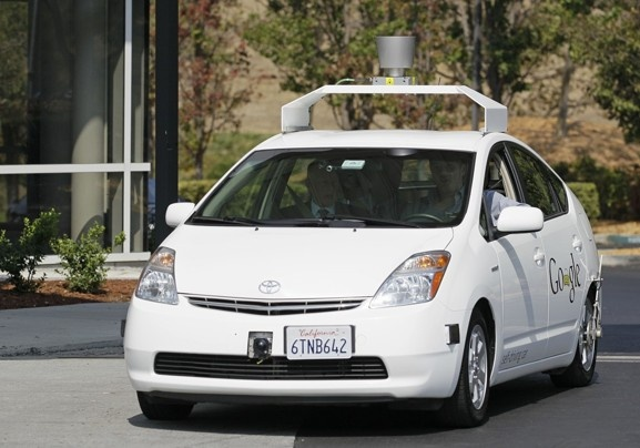 Google sees driverless cars being available to consumers in 3 to 5 years