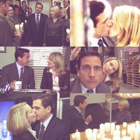 Michael and Holly The Office