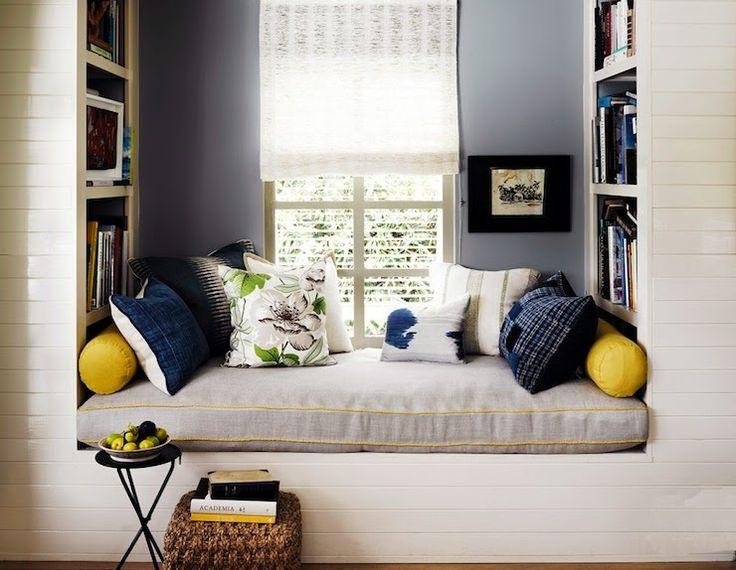 Уютный уголок возле окна: 60 идей | Sweet home