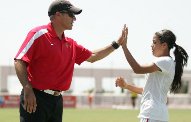 SDSU Soccer: SDSU (2-0) Women's Soccer Updates vs. Saint Francis (Pa.) (1-0)