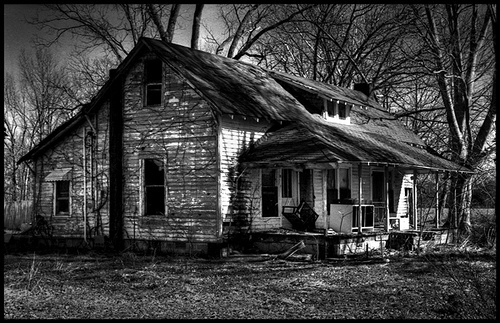 Deserted House... Rural TN by Collin_Peterson,