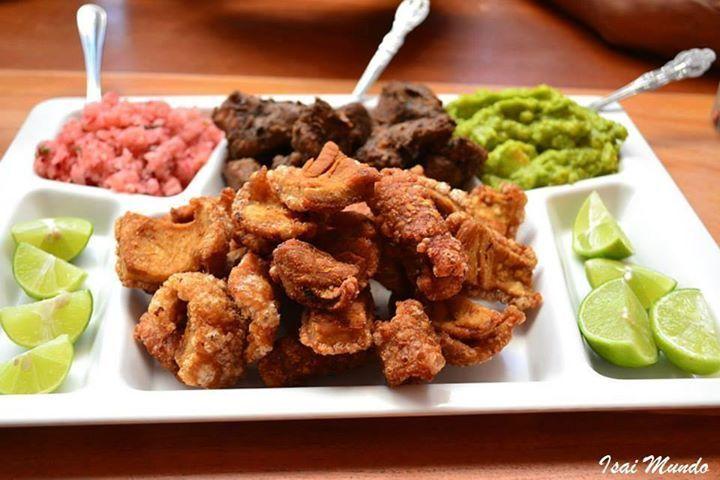 Chicharrones buen provecho Guatemala. | Guatemala | Pinterest