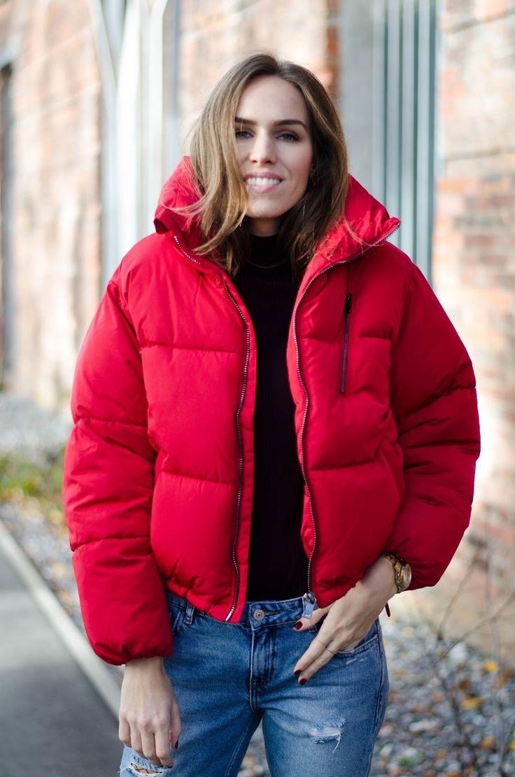 25+ best ideas about Puffer jackets on Pinterest