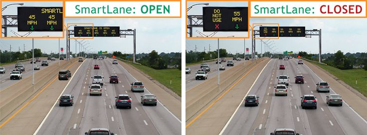 Ohio SmartLane project to ease traffic congestion on I-670 #construction