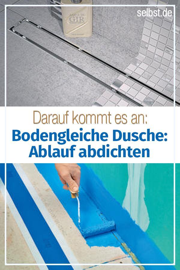 Dusche Dusche Einbauen Dusche Selber Bauen Und Altbau Sanieren