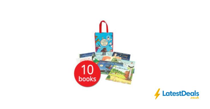Julia Donaldson Picture Book Collection - 10 Books (Collection), £10 at The Book People
