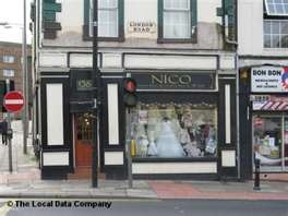 Nico : the store of Thelma Madine..wedding dress designer