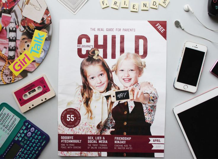 Welcome to the April issue of CHILD magazines, introduced by our editor-in-chief, Kim Richards. As I was driving home from work this week, I saw my son's school friend walking his dog. My first tho…