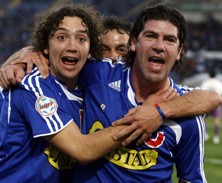 Marcelo Salas - Universidad de Chile