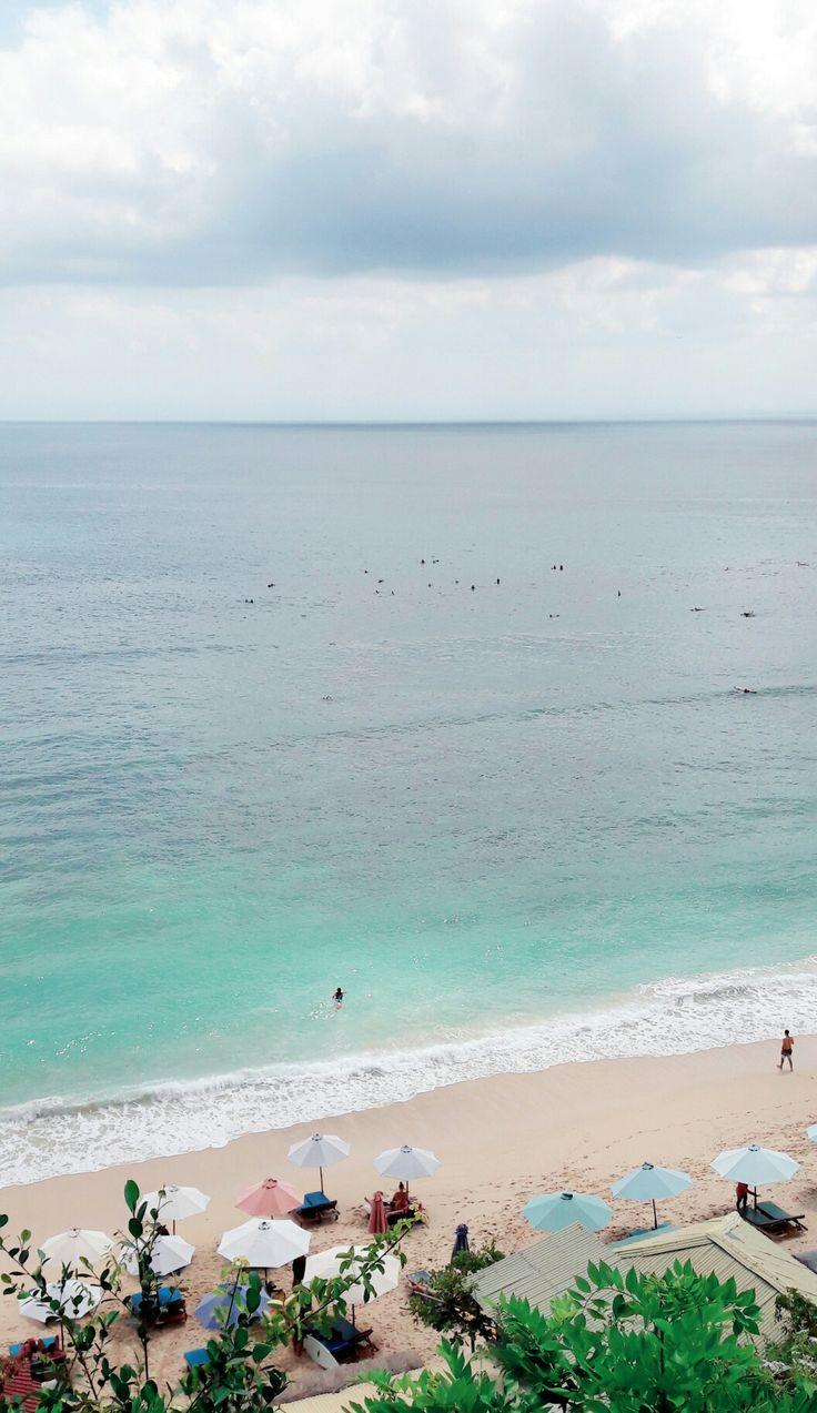 Thomas beach bali
