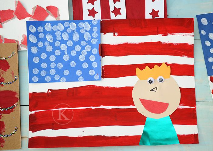 flag day activities for third graders