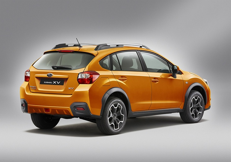 NEW STANDARD FOR SUBARU XV