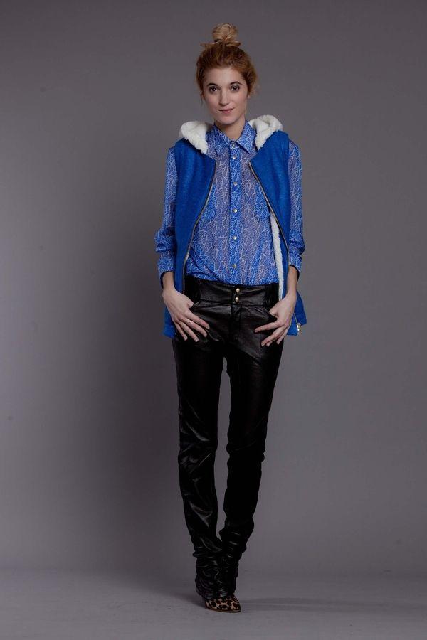 SWEAT SHIRT JOSEPH  http://www.heimstone.com/fr/product/collection+femme/vestes/h1324v1as,v1as+crepine,sweat-shirt-joseph.html