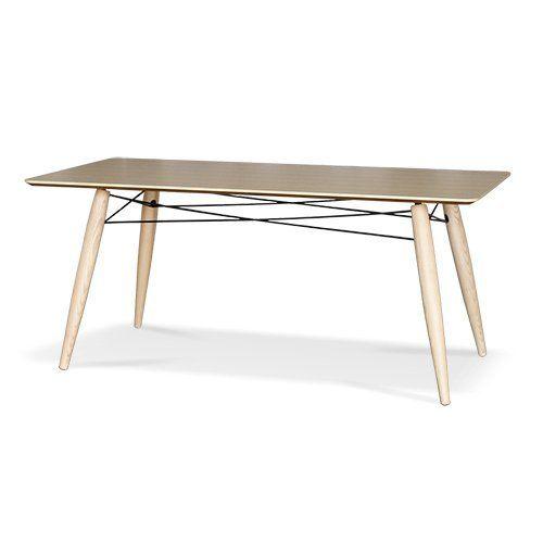 blat jesionowy nogi białe stół - Szukaj w Google