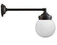 #udendørslampe #smedejernslampe #klassiskudendørslampe #tibberuphoekeren