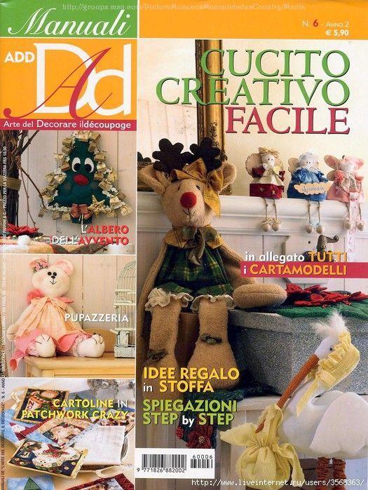 CUCITO CREATIVO - 2006/6