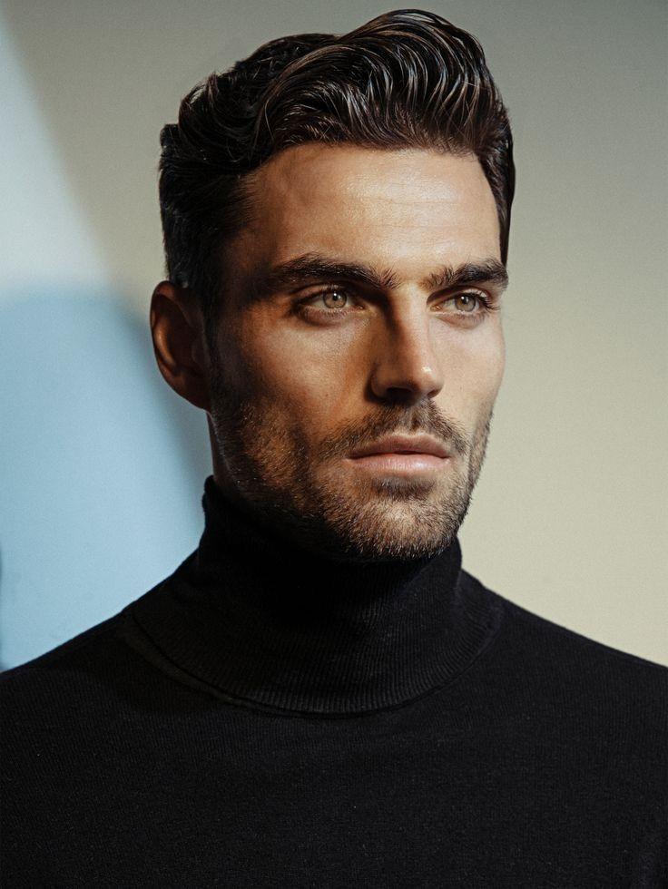 Pin By Jiri Vymetal On Male Models Brown Hair Men Dark Haired Men Brown Hair Male