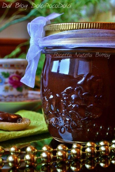 Ricetta Nutella Bimby 0-1