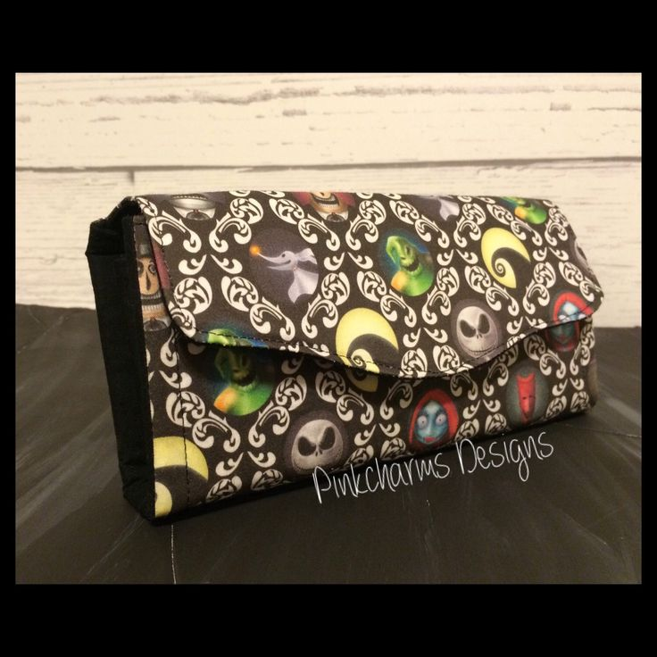 Nightmare Before Christmas Mail Slot Shelf Organizer with ... |Slot Nightmare Before Christmas
