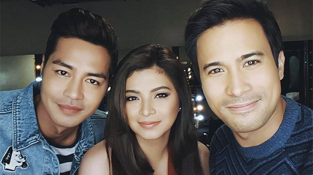 Angel Locsin, Sam Milby, And Zanjoe Marudo Dish About Their Love Lives