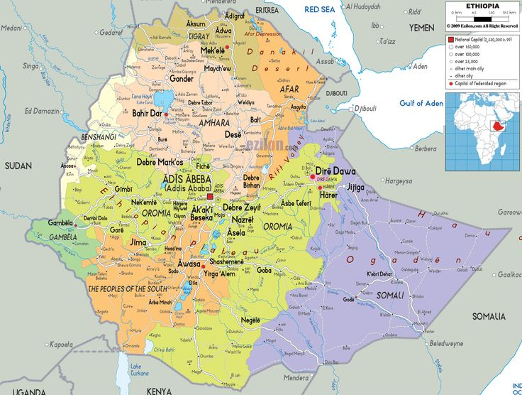 14 best Maps of Ethiopia images on Pinterest Ethiopia, Cards and - blank road map