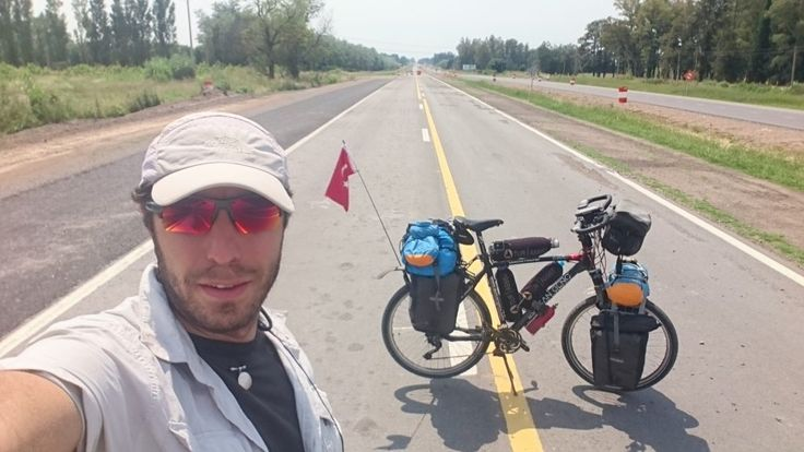 World Travel with My Bicycle #1 - Argentina Tour — Steemit