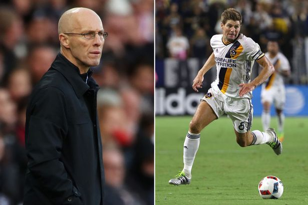 Steven Gerrard will be the last superstar to enjoy easy MLS retirement fund, claims Swans boss Bob Bradley #steven #gerrard #superstar…