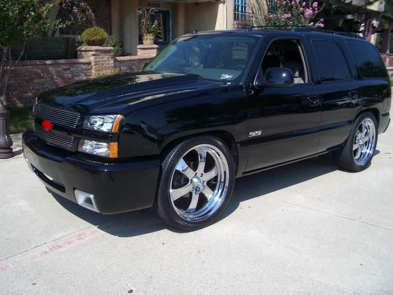 Tahoe front end conversion | It's a Chevy Thing | Chevy ...