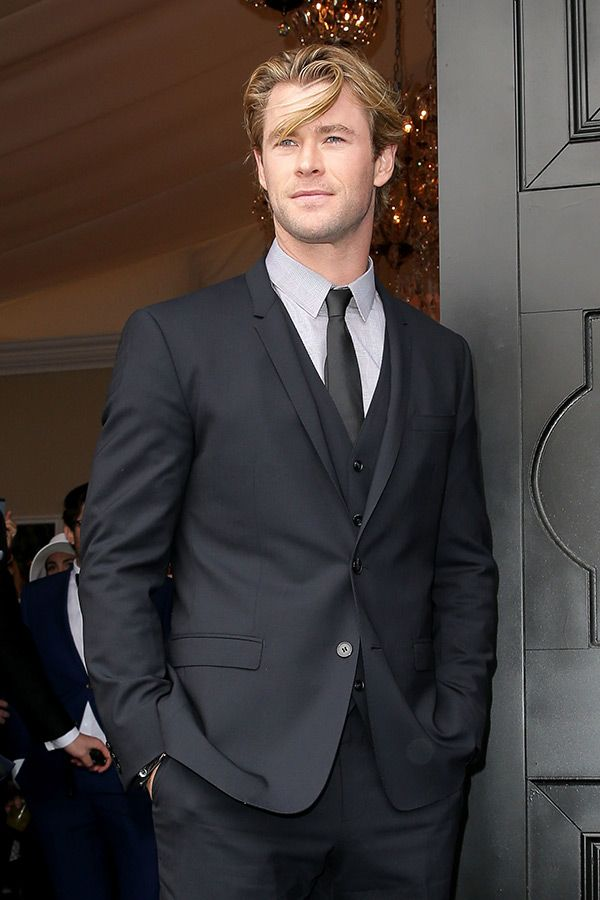 Chris Hemsworth Unrecognizable After Dramatic Weight Loss For 'In The Heart Of TheSea'