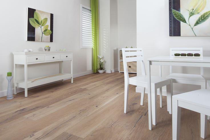 French Oak Flooring by Arrow Sun Australia: Wild Oak Rouen 240mm Wide