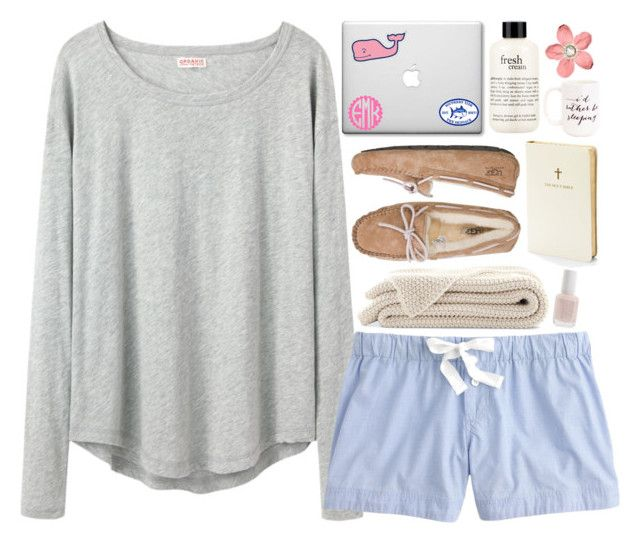 Lazy day outfit.