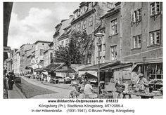 Königsberg, In der Hökerstraße