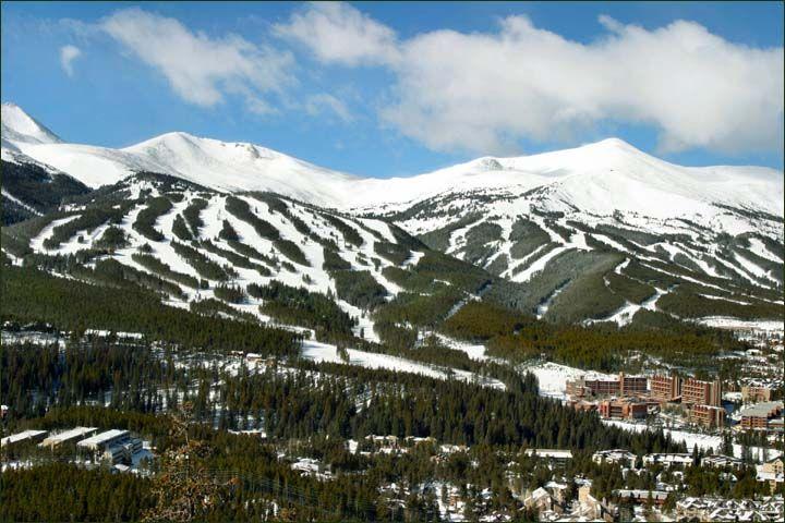 Breckenridge ski resort guide including resort profile, statistics, lodging, ski report, ski vacation packages and deals,
