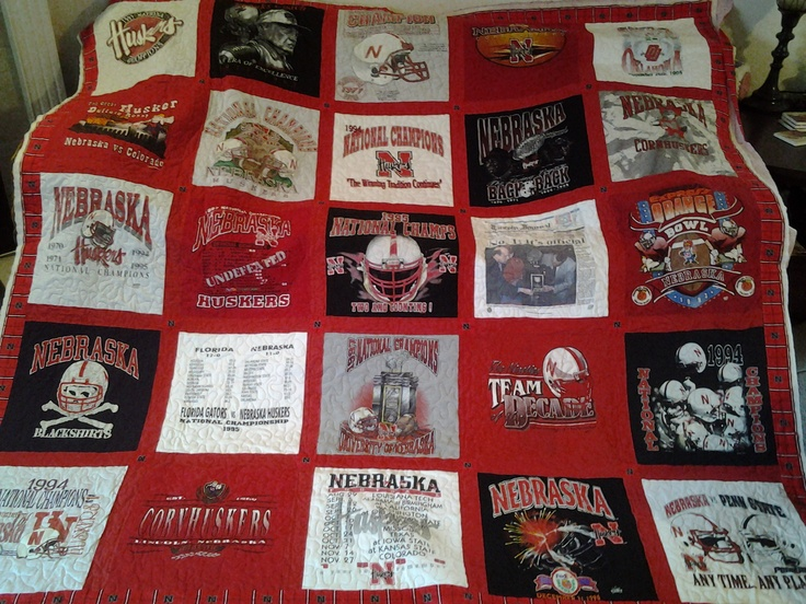 17 Best Images About Tshirt Quilt Ideas On Pinterest