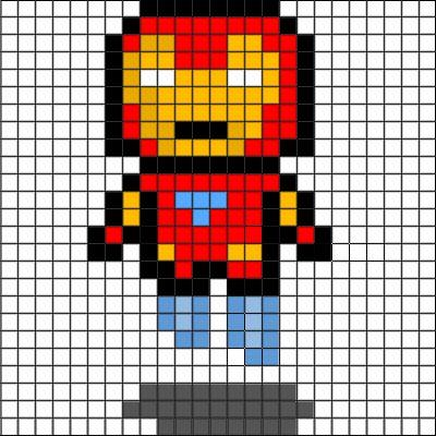 139 best minecraft blueprints pixel art images on pinterest hama minecraft creative building templates iron man collection of pixel art minecraft creative building ideas malvernweather Image collections