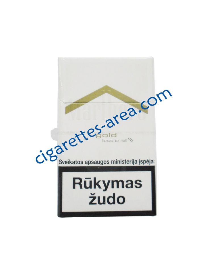 MARLBORO GOLD cigarettes