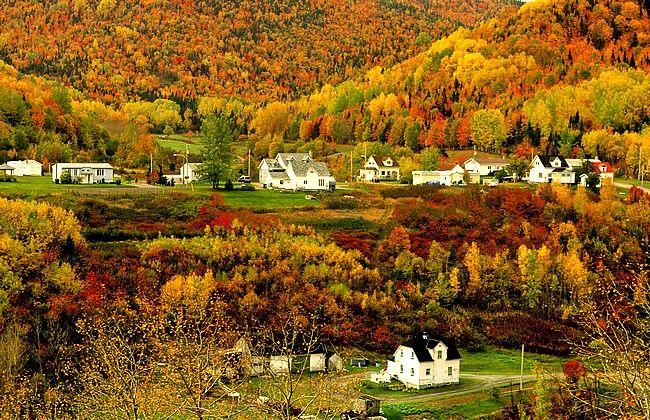 Gaspesie , Quebec, Canada