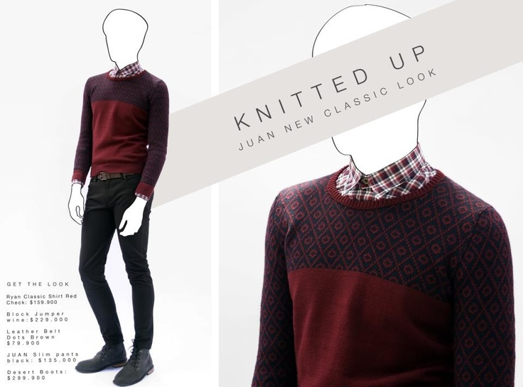 Knitted up. JUAN New Classic #1