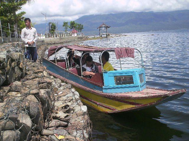 Jambi, Sewa Perahu Wisata Danau Kerinci: Wisata Alam Danau Kerinci