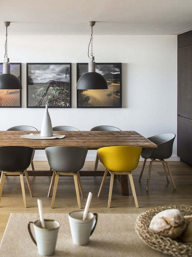 Ein helles und luftiges Haus mit Blick auf die mallorquinische Küste
