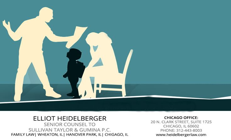 Contact child custody lawyers in chicago at the Law Offices of Elliot Heidelberger represent parents with respect to a wide variety of child custody and child support issues.