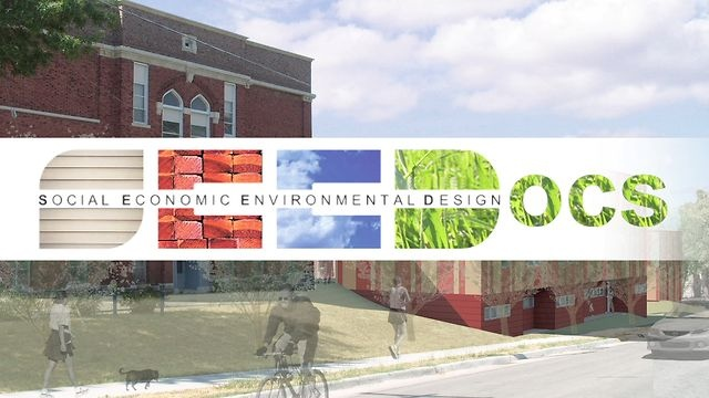 """Design Corps yesterday released its third in a series of six short films, called """"SEEDocs,"""" profiling the winners of the annual Social/Economic/Environmental Design (SEED) Awards. This third film features the Bancroft School Revitalization in Kansas City, Missouri."""