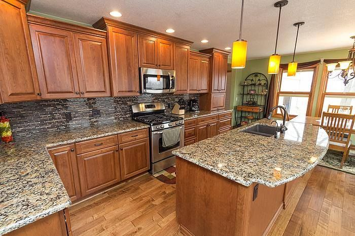 All American Homes Kitchen Cabinets