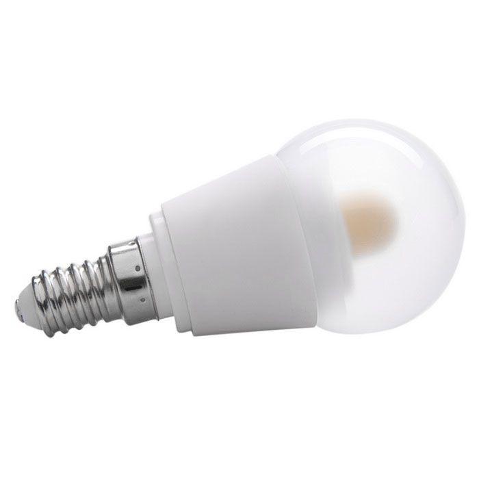 aoluguya e14 5w 320lm 4000k led white light bulb lamp w quantum dots remote