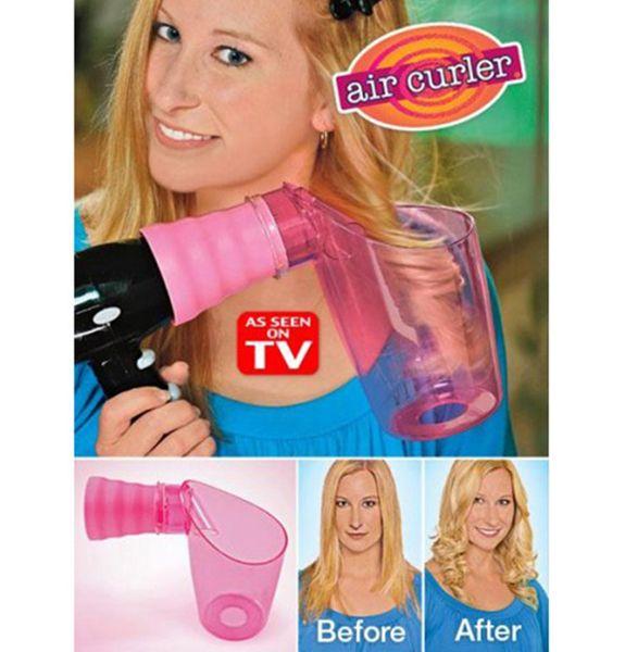 Air Curler Yeni Nesil Saç Dalgalandırıcı sadece 19.99 TL!