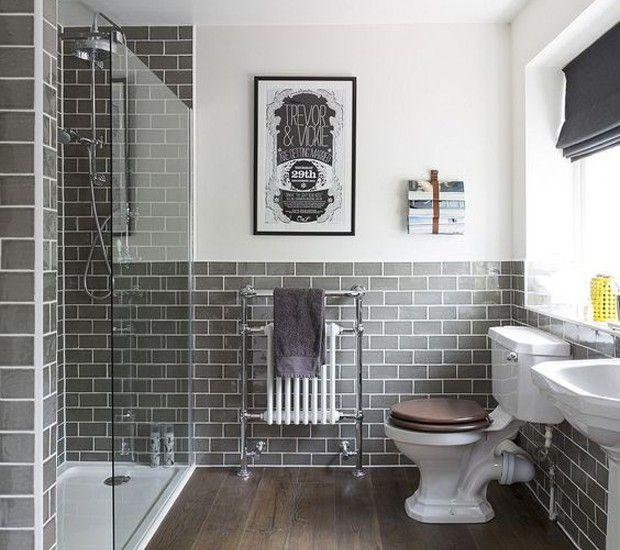 Chega de banheiros e lavabos sem graça! Aposte em revestimentos inusitados e cores fortes. Para ajudar, listamos as 10 decorações mais pinadas