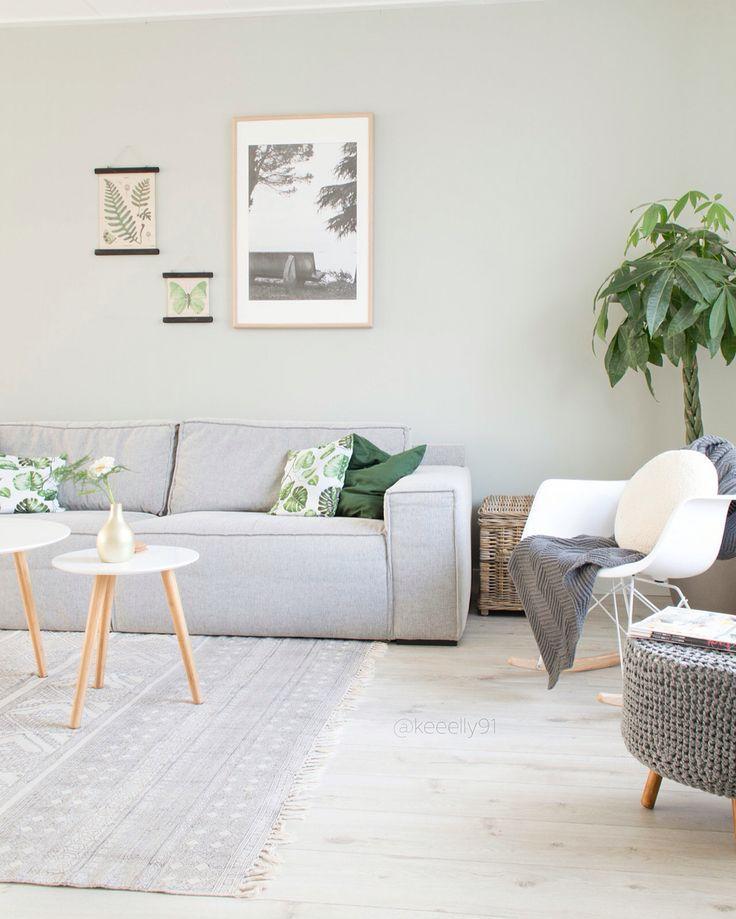 25 beste idee n over groene verfkleuren op pinterest for Lichte kleuren interieur